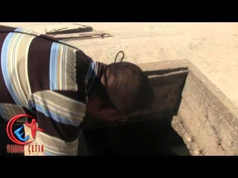 Beyşehir Leylekler Vadisinde Tulumpadan Su Çıkartımı