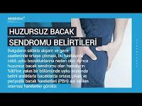 Huzursuz Bacak Sendromu Belirtileri Nelerdir? - Anadolu Sağlık Merkezi