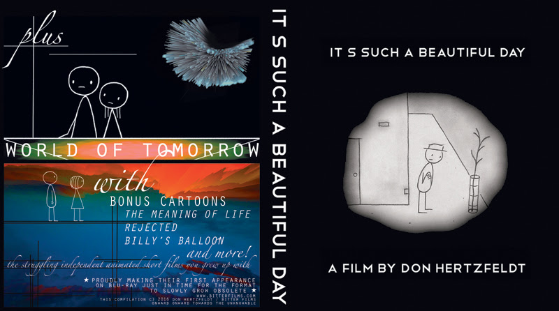 Hertzfeldt On Blu Ray