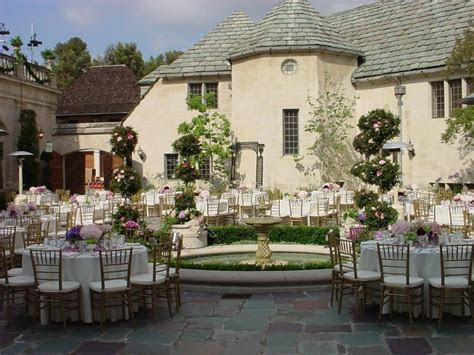 Wedding Venue: Historic Greystone Mansion and Park