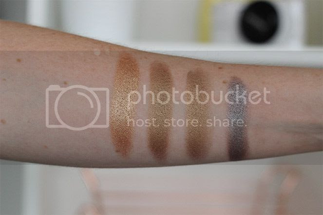 morphe 12s soul of summer swatches