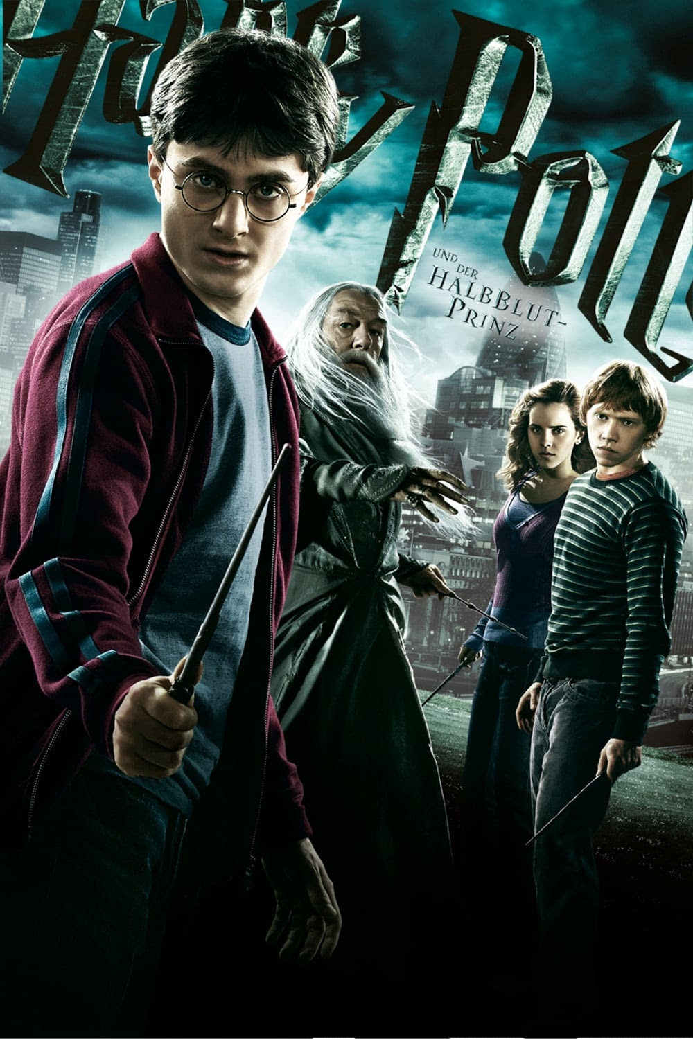 harry potter filme reihenfolge stream