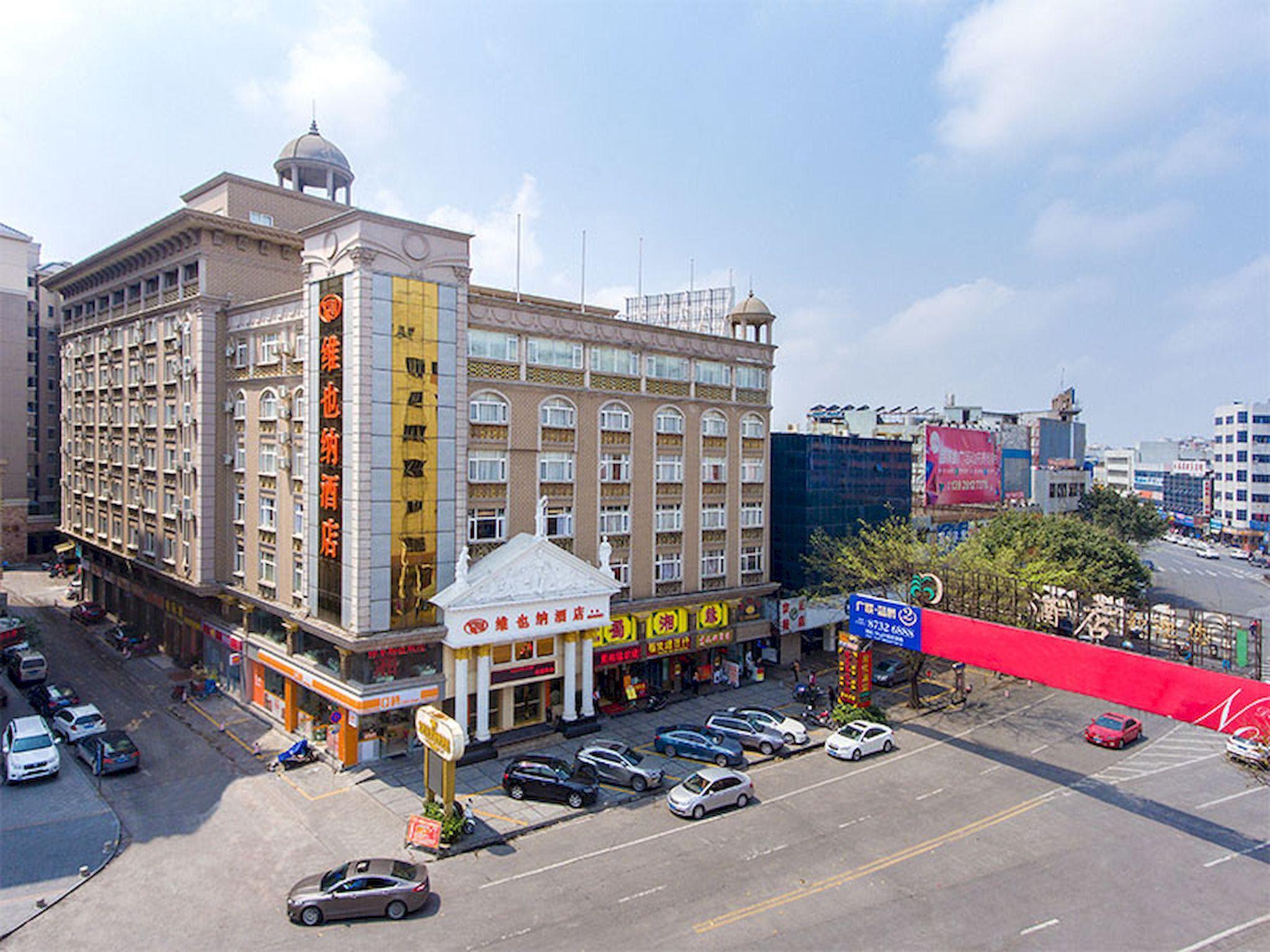 Discount Vienna Hotel Zhongshan Bus Station
