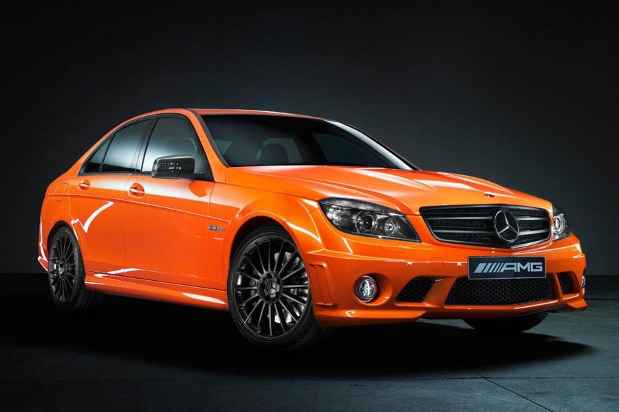 Mercedes Unveils C63 AMG Concept 358 & SLS AMG at Sydney ...
