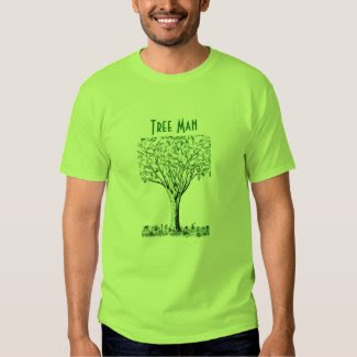 Tree Sketched T-Shirt