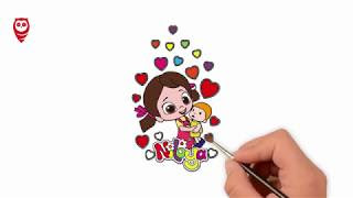 All Clip Of Kalp çizim Ve Boyama Bhclipcom