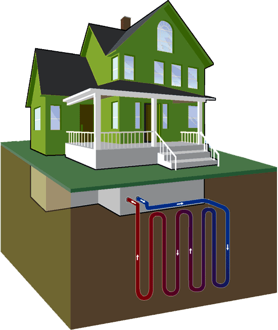 Moravec Geothermal Ground Source Heating And Cooling Systems Home