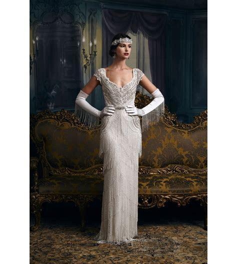 1920S WEDDING DRESSES: 16 PICKS FOR WANNABE FLAPPER GIRLS