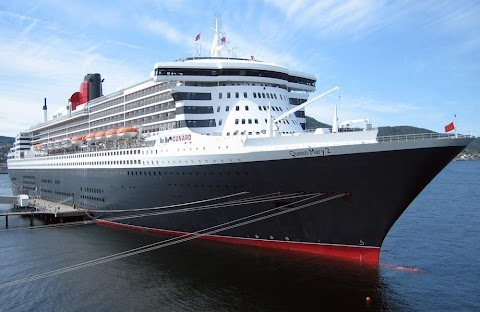 Cunard Cruise Lines Queen Mary Ii