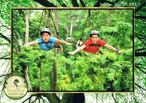 Subic Tree Top Adventure 44