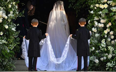 See Meghan Markle's Givenchy Wedding Dress From Every