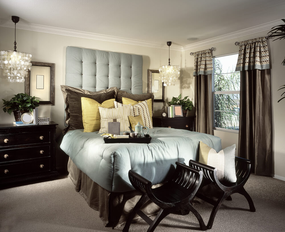 138+ Luxury Master Bedroom Designs & Ideas (Photos) - Home
