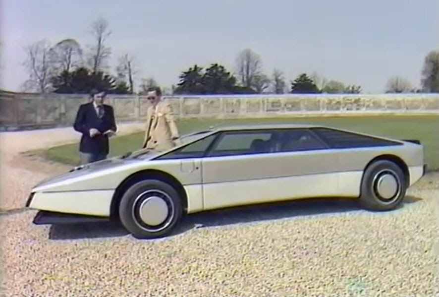 1979 Aston Martin Bulldog If Dogs Could Fly