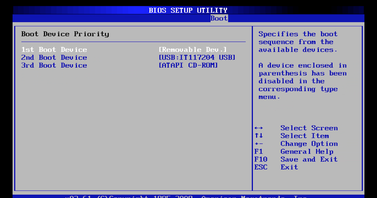 35 TUTORIAL SETTING USB BOOT BIOS WITH VIDEO TIPS