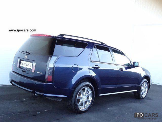 2008 Cadillac SRX 4.6 V8 AWD Sport Luxury - Car Photo and ...