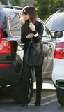 Kate Beckinsale Minivestido Leggins Botas