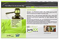 Launch von www.franchise-gruenderberatung.de durch designbetrieb, Webdesign-Agentur in Essen
