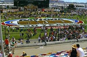Daytona 500 coming soon