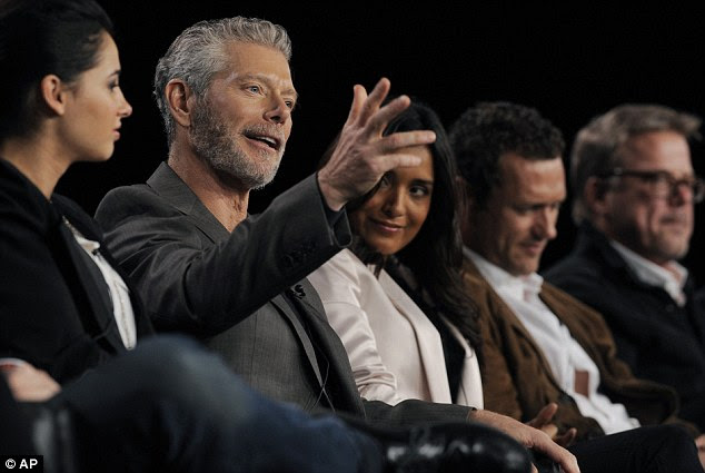 Introduction: The stars of the new show talk to journalists during the FOX Broadcasting Company Television Critics Association winter press tour yesterday