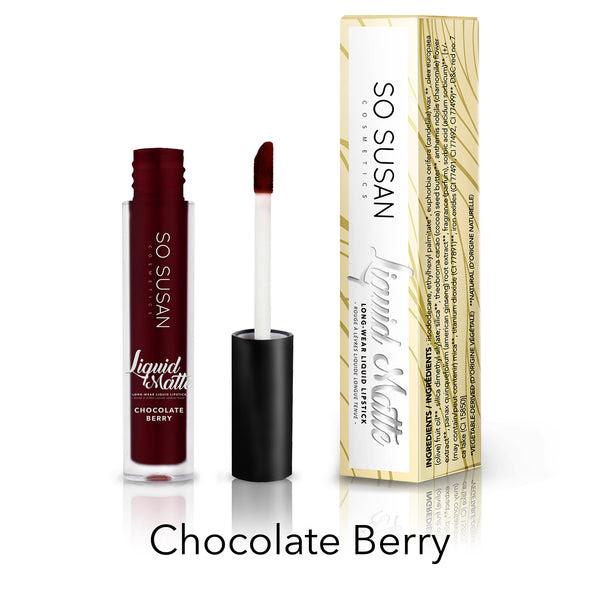 Liquid Matte Long Wear Liquid Lipstick