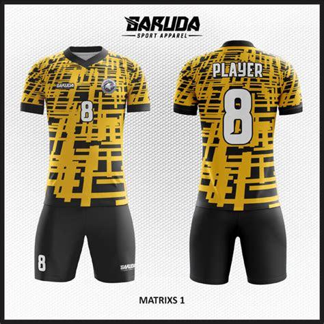 katalog  desain baju futsal garuda print