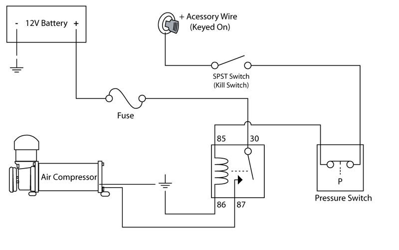 air pressure relay wiring diagram 31 wiring diagram for air compressor pressure switch wiring  31 wiring diagram for air compressor