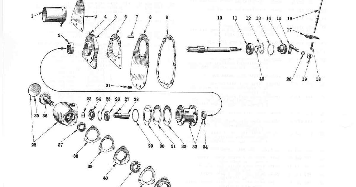 Wiring Diagram  31 Cub Lo Boy 154 Parts Diagram