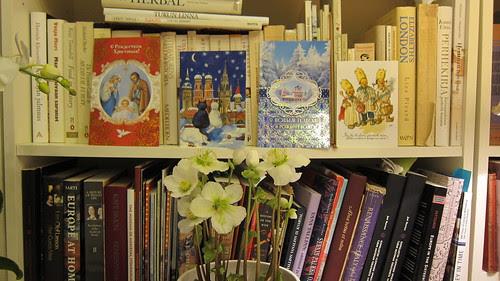 kultainen joulu by Anna Amnell