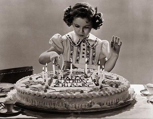 Quarter Century Birthday Cake