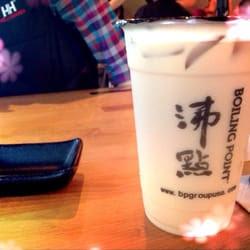 Boiling Point - HONEY MILK TEA 蜂蜜奶茶 - Seattle, WA, United ...
