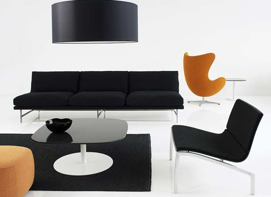 Egg-Chair, Arne-Jacobsen, diseño, decoracion, muebles
