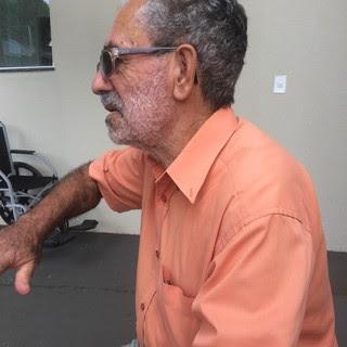 José, Pai do Ken Humano (Foto: EGO)