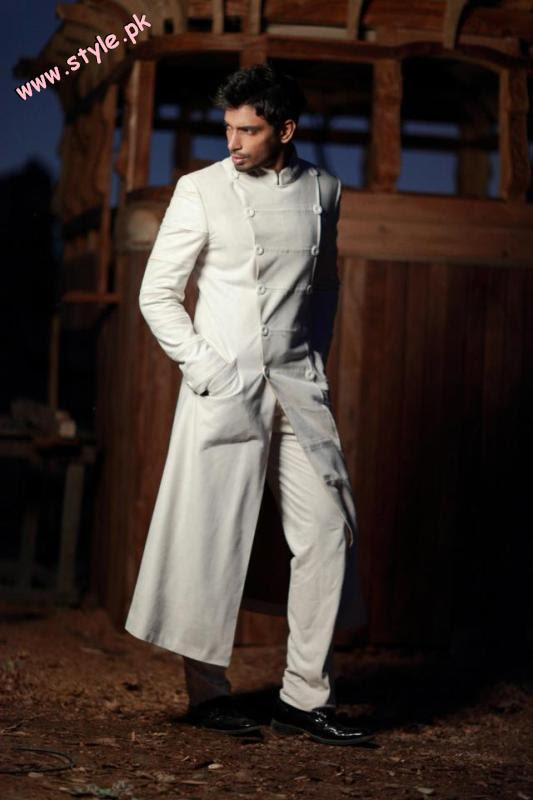 Arsalan Yahseer Menswear Collection For Summer 2012 001
