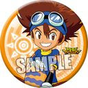 "Digimon Adventure Can Badge ""Taichi (Tai Kamiya)"" /"