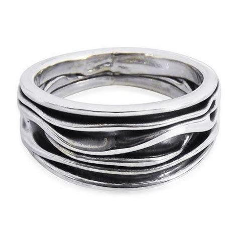 Ocean Wave Ring   eBay