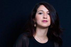 Zineb El Rhazoui, periodista del semanario Charlie Hebdo. Foto: Oslo Freedom Forum