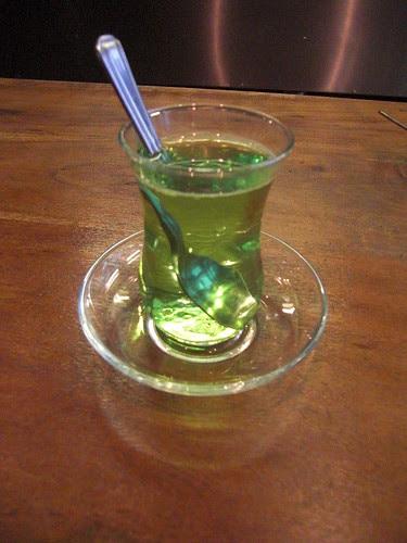 Apple Tea @ FM Mangal
