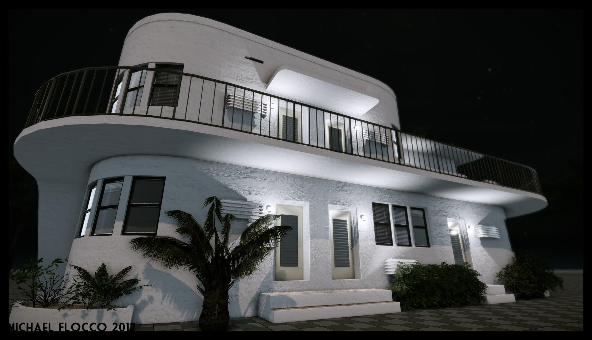 Michael Flocco Art Deco