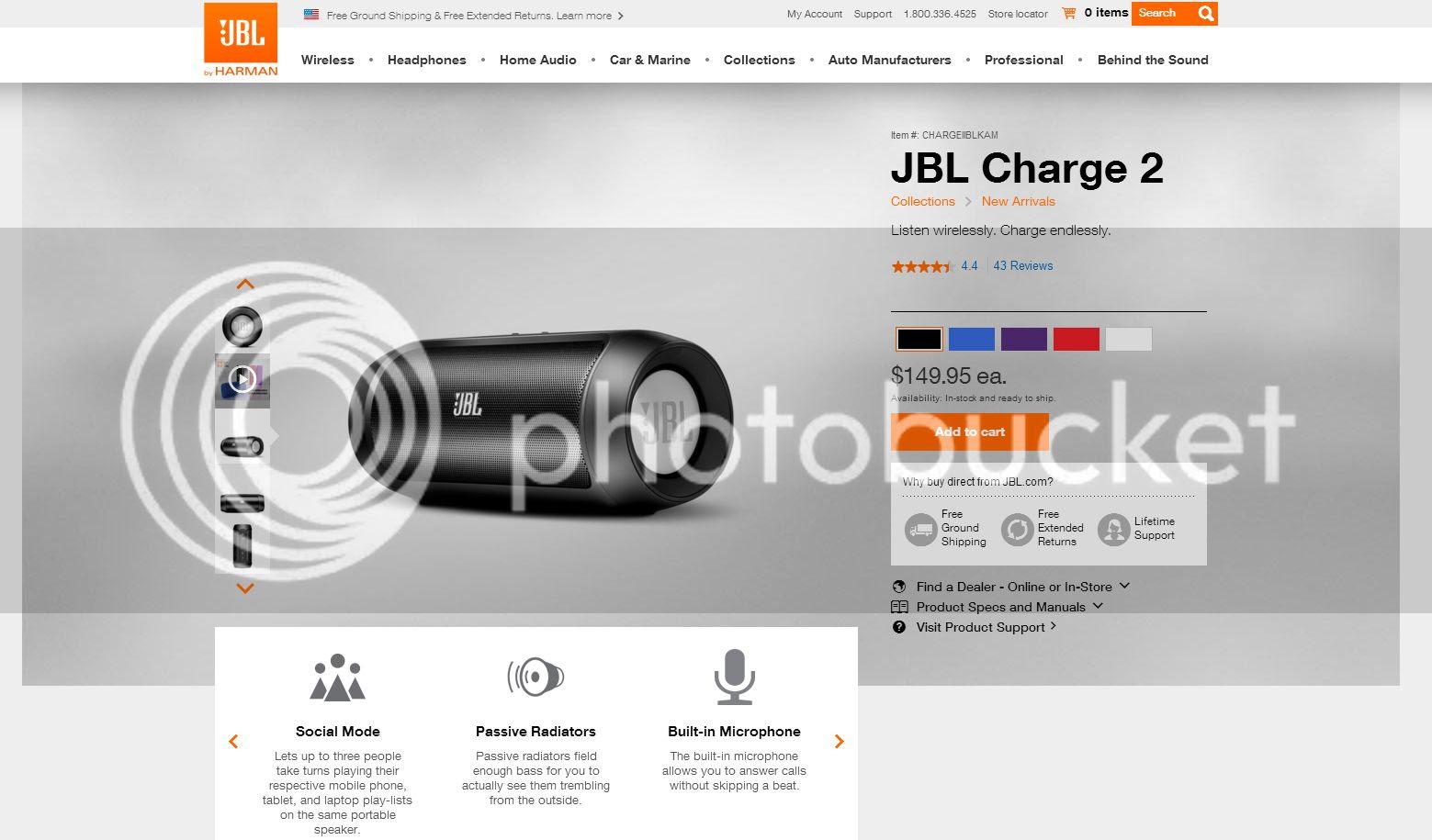 Wireless, Bluetooth, Portable, Speakerphone, Battery Life, #GiftingAudio #CollectiveBias