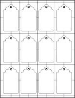 1000+ ideas about Christmas Tag Templates on Pinterest   Homemade ...
