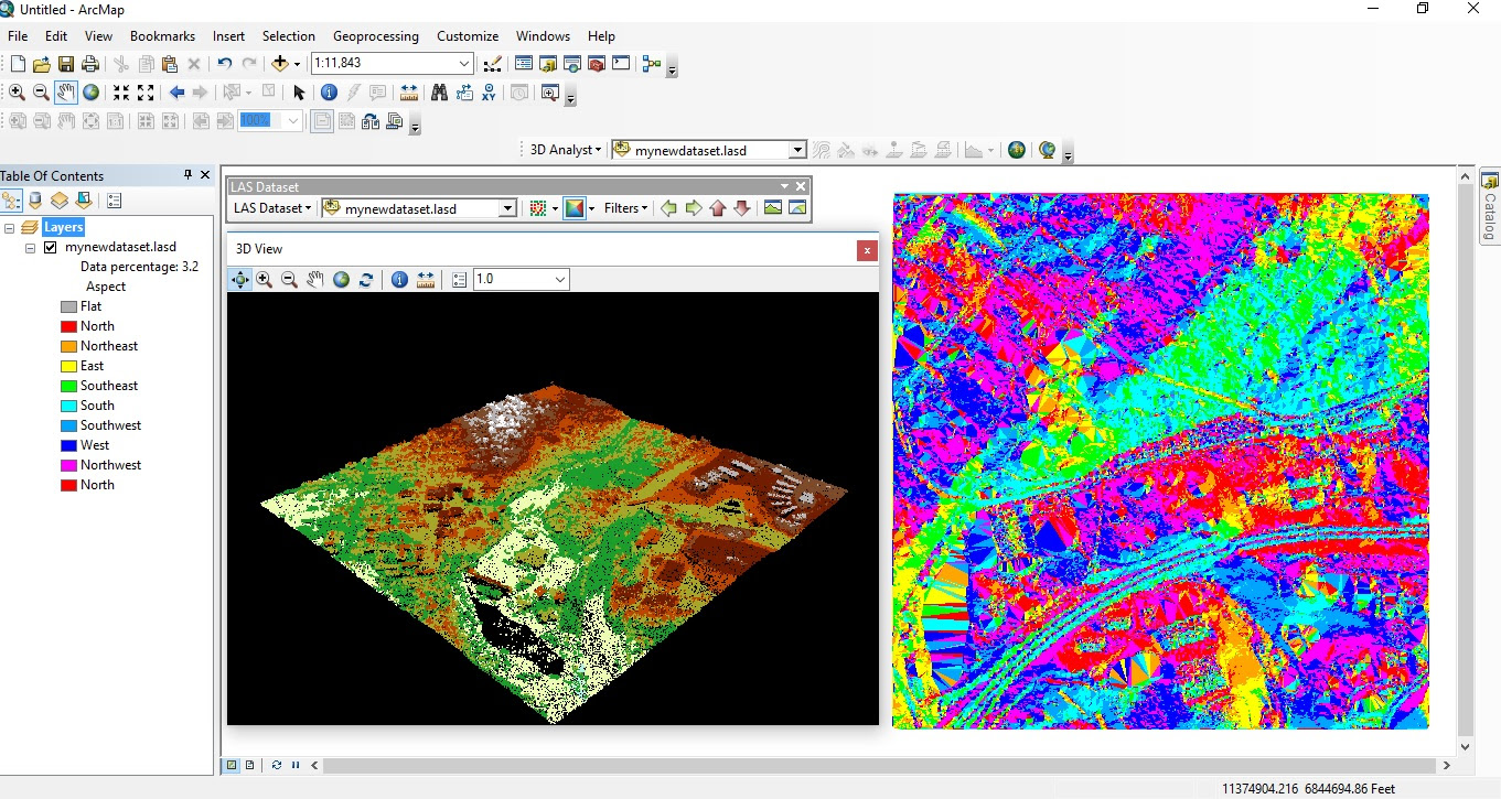 Image result for LIDAR in ArcGIS