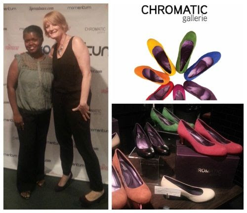 Chromatic Gallerie Customized Pumps MOMentumNation