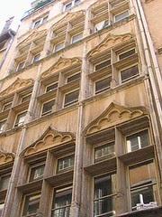 façade Lyon