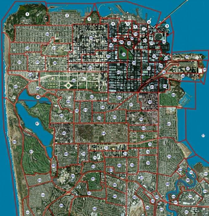 Regarding Cyberpunk 2077's map world (Night City) : gaming