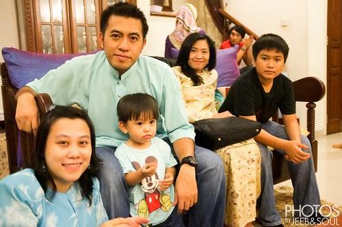 Raya 2012 @ Bukit Jelutong