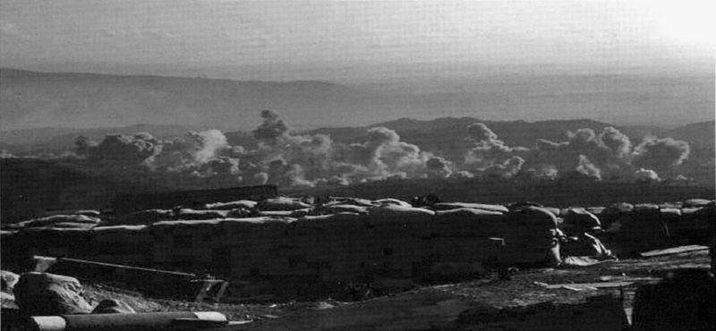 File:B-52 strike near Khe Sanh 1968.JPG