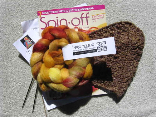 Loot from City Knitting