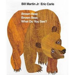 Brown bear, brown bear, What do you see ? - exploitation GS/CP - en cogitation
