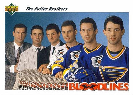 The Sutter Brothers, The Sutter Brothers
