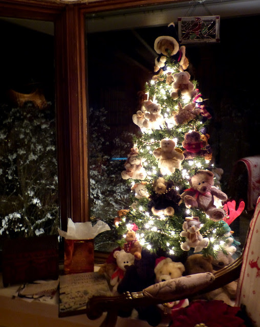 A Beary Christmas And To All A Good Night
